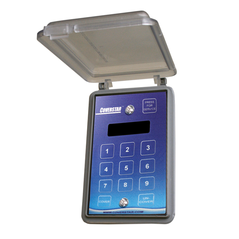 Coverstar standard touchpad