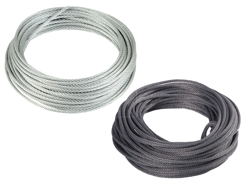 Cover-Pools stainless steel cable or rope option